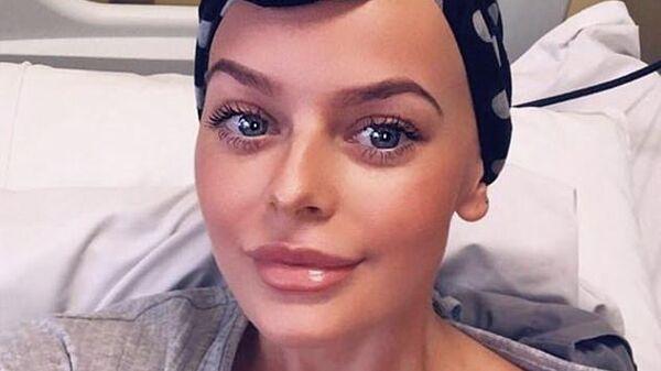 Энни Лавгроув в больнице