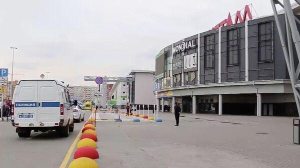 ТРЦ Кристалл в Тюмени, где в среду 3 июля произошла стрельба