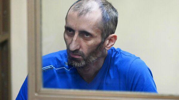 Участник бандгруппы Шамиля Басаева, гражданин России Аслан Яндиев, обвиняемый в причастности к серии терактов во Владикавказе