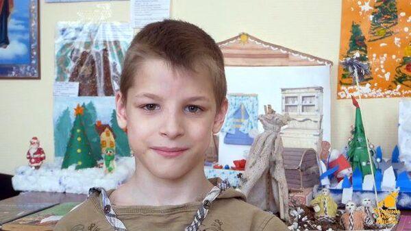Дмитрий Б., июль 2009, Томская область