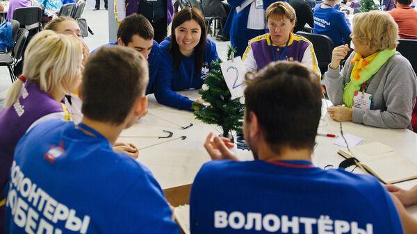 Центр по подготовке волонтеров ЦФО к 75-летию Победы открылся в Курске