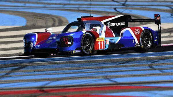 Болид команды SMP Racing в чемпионате мира на выносливость