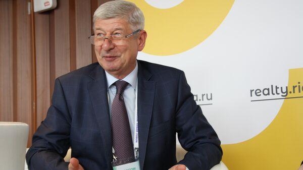 Сергей Лёвкин, руководитель департамента градостроительной политики столицы