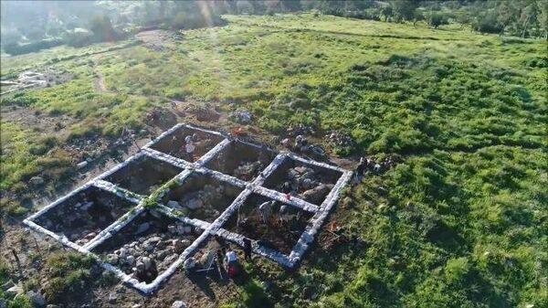 Библейский город Секелаг. Видео с места раскопок
