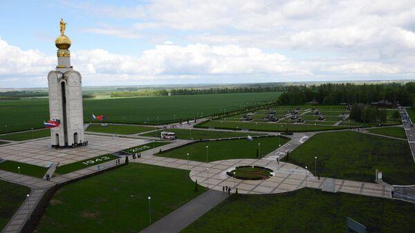 Музей бронетанковой техники в поселке Прохоровка Белгородской области