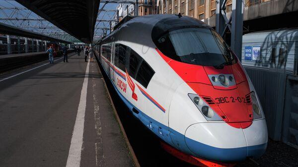 Высокоскоростной поезд Сапсан