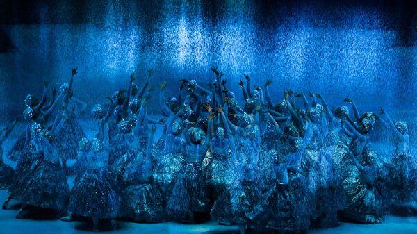 Церемония открытия чемпионата мира по водным видам спорта в Кванджу