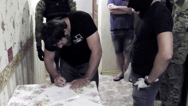 Задержание участников ячейки террористической группировки Исламское государство (террористическая организация, запрещенная в России) в Ростовской области