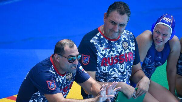 Александр Гайдуков и Андрей Белофастов (слева направо)