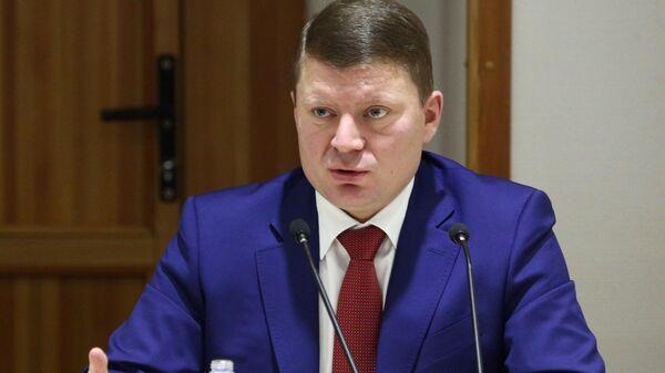 Глава Красноярска Сергей Еремин