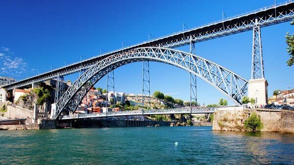 Мост Понти-ди-Дон-Луиш I в Порту