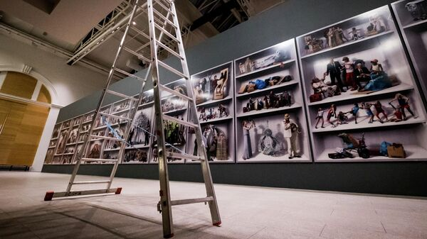 Выставка в ЦВЗ Манеж