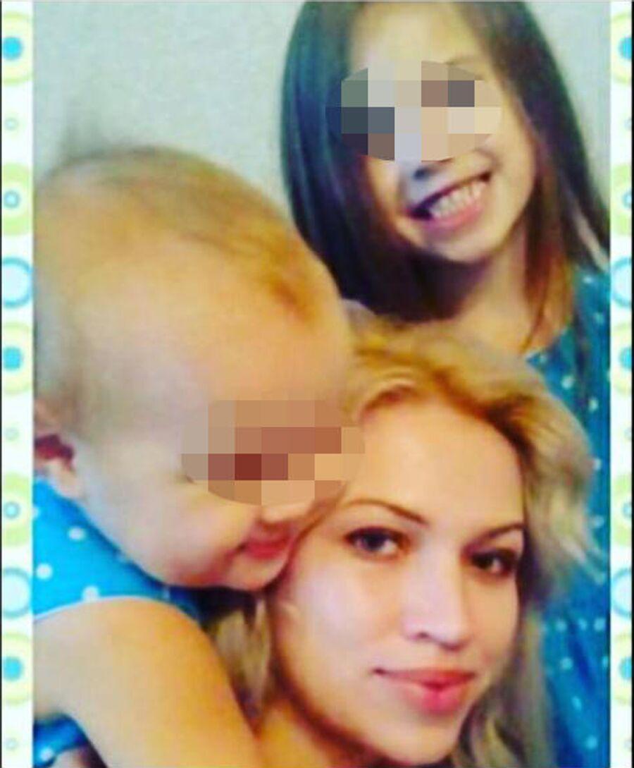 Анастасия с Машей и Кристиной
