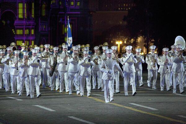 Президентский оркестр Службы коменданта Московского Кремля Федеральной службы охраны Российской Федерации