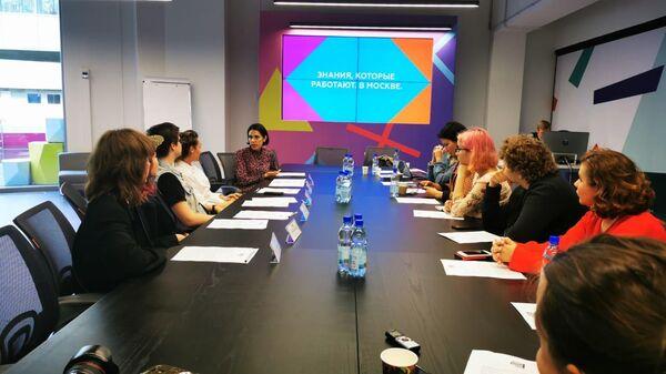 Форум молодых дизайнеров пройдет в Технограде на ВДНХ