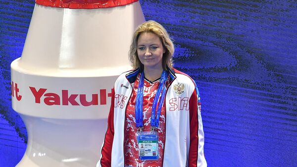 Тренер Гана Максимова