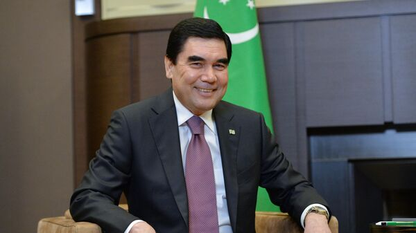 Президент Туркменистана Гурбангулы Бердымухамедов