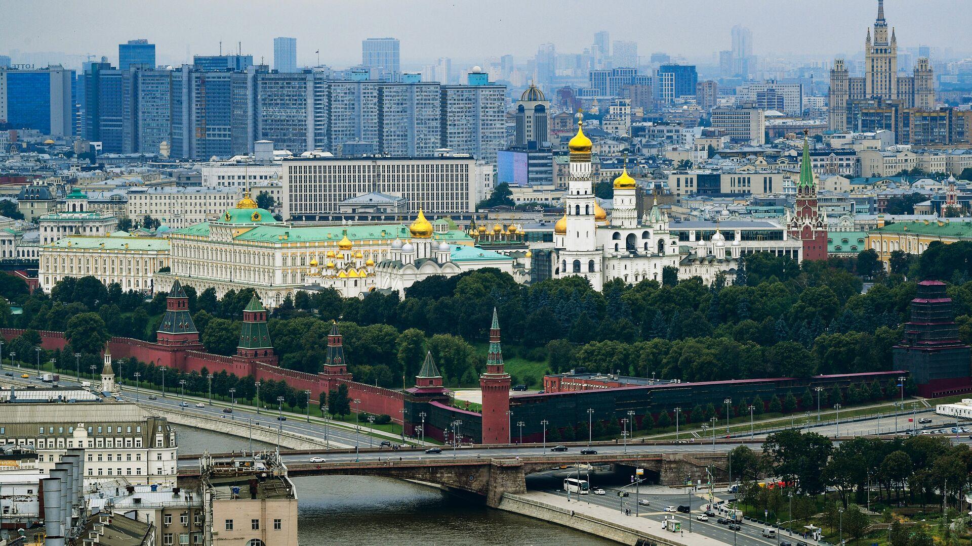 Вид на Москву - РИА Новости, 1920, 25.06.2021