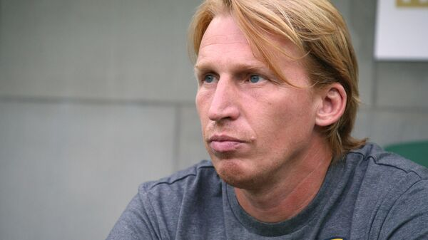 Главный тренер Сочи Александр Точилин