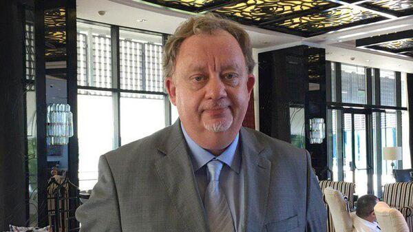 Генеральный консул России в Анталье Олег Рогоза