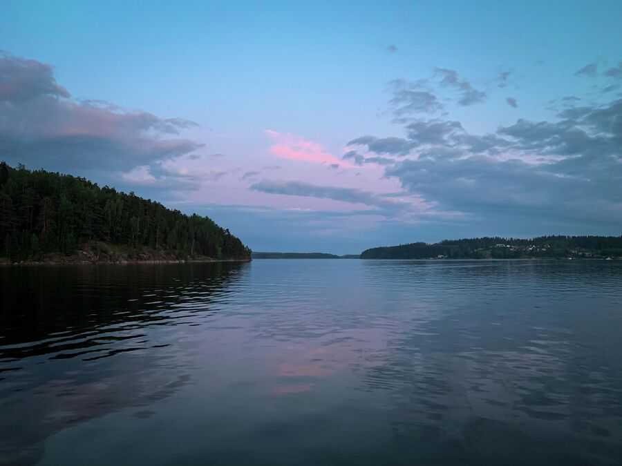 Карелия. Ладожское озеро