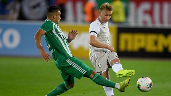 Russia Soccer Premier-League Rubin - Akhmat