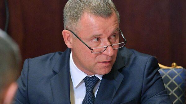Министр РФ по делам гражданской обороны, чрезвычайным ситуациям и ликвидации последствий стихийных бедствий Евгений Зиничев