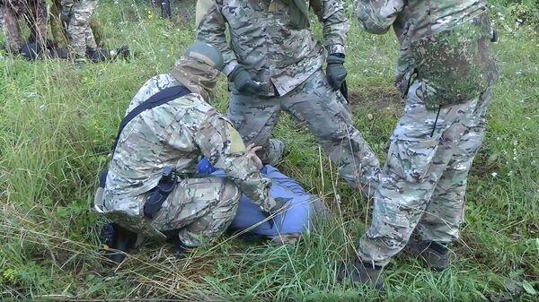 Задержание сторонников ИГ (террористическая организация, запрещенная в России) в Татарстане