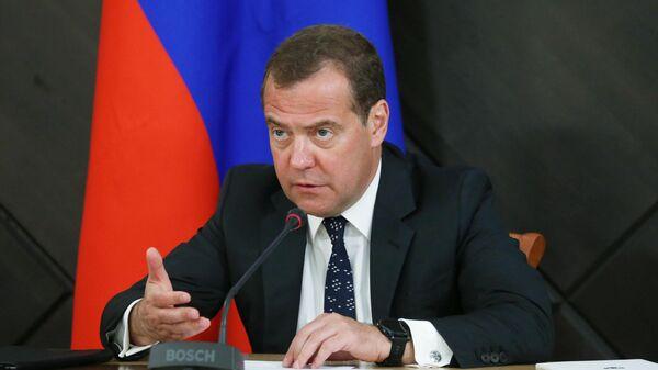 LIVE: Дмитрий Медведев прибыл с рабочим визитом в Красноярск