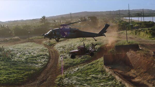 Сцена на Самоа из фильма Форсаж: Хоббс и Шоу