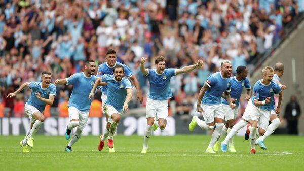 Игроки Манчестер Сити