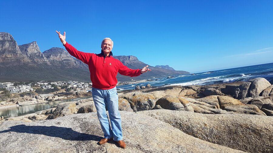 Кейптаун. Южная Африка