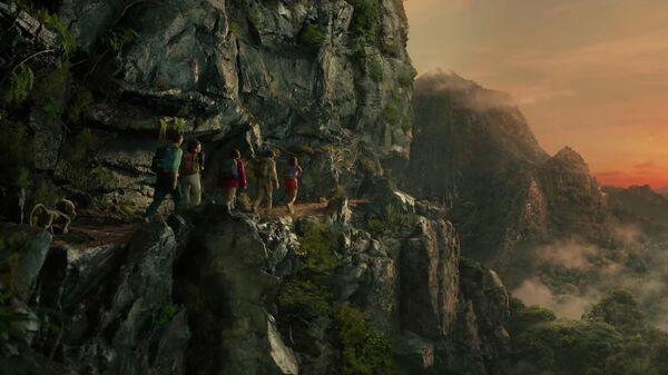 Кадр из фильма Дора и Затерянный город