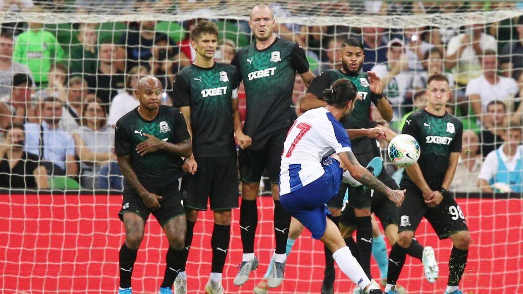 Трансляция матча боруссия краснодар на канале