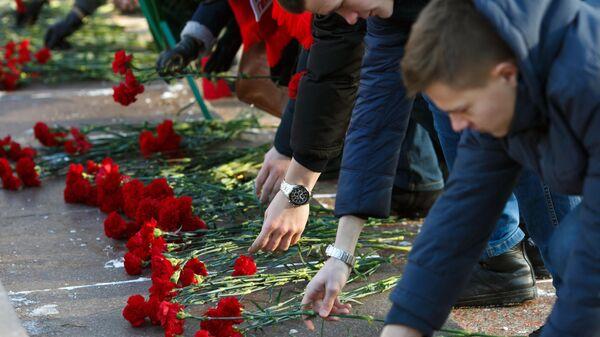 День Неизвестного Солдата в городах России