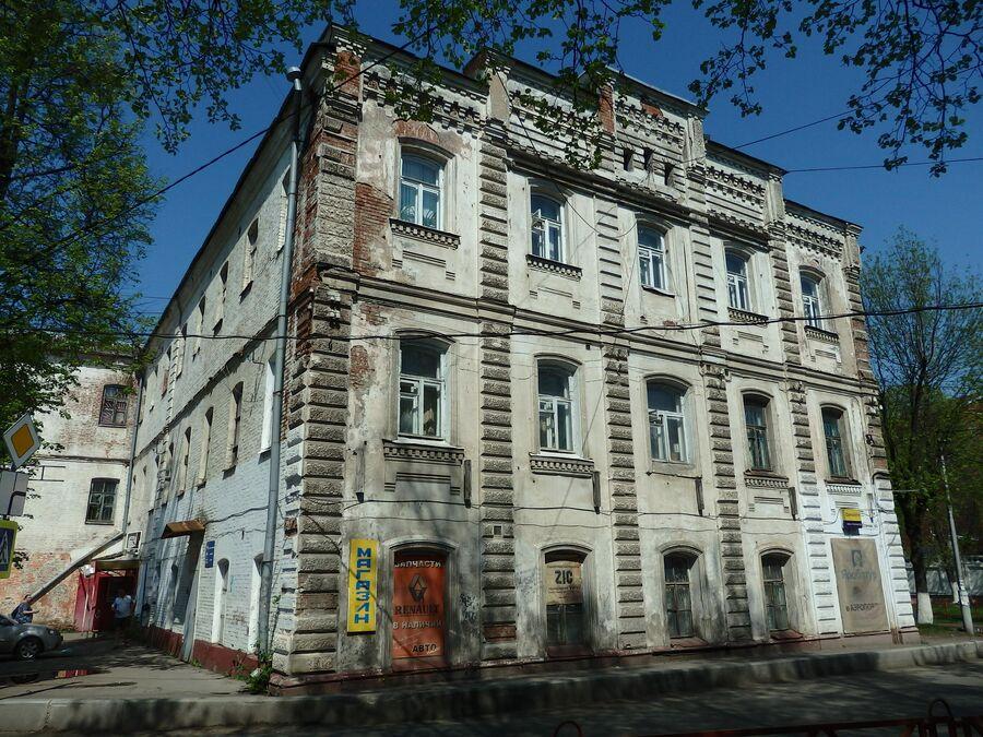 Улица Стачек