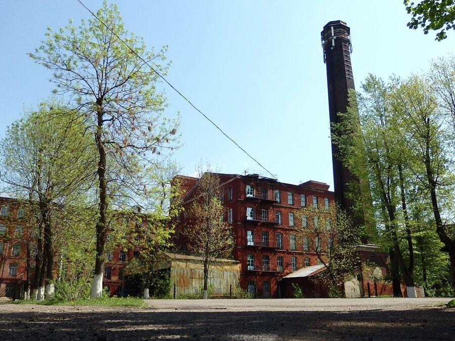 Завод красный перекоп