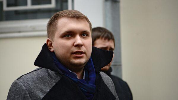 Координатор Московского городского отделения ЛДПР Борис Чернышов