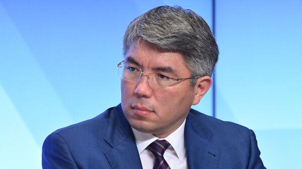 Глава Бурятии Алексей Цыденов