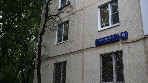Дом по адресу Шокальского, 6