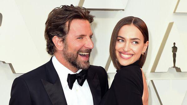 Брэдли Купер и Ирина Шейк на ежегодной премии премии Оскар в Голливуде. 24 февраля 2019