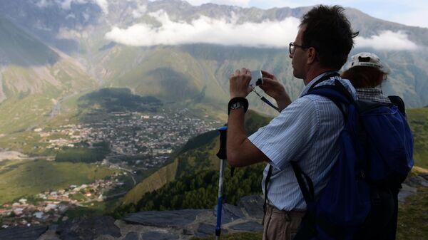 Нацбанк Грузии оценил падение доходов от туризма