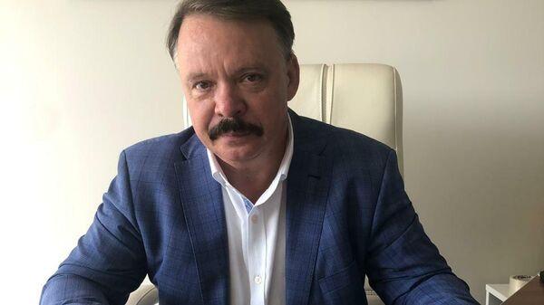 Вице-президент Российской пиротехнической ассоциации, генеральный директор компании – организатора фестиваля Пиротехнические технологии Олег Долгов