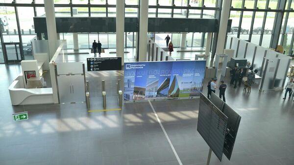 Аэропорт Гагарин в Саратове