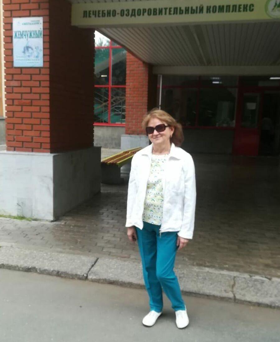 Сания Хузяхметова