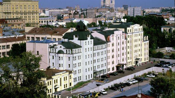Новое элитное жилье в районе Красной Пресни