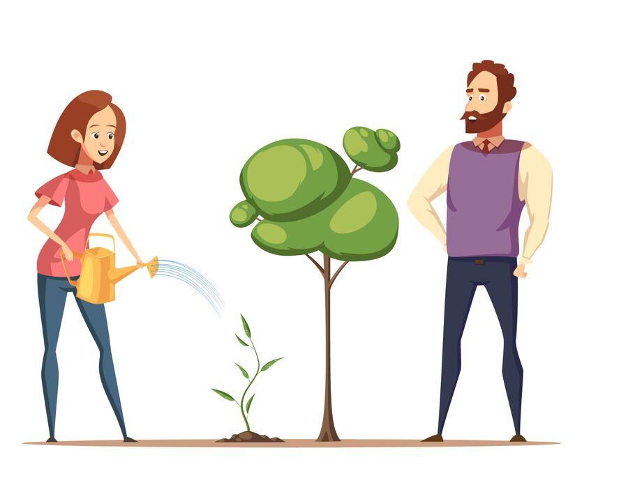 Вырастить дерево и воспитать сына: психолог о родительстве в метафорах