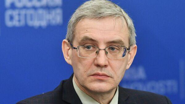 Юрий Никифоров, начальник научного отдела РВИО