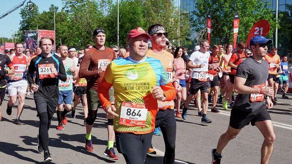 На Московском марафоне пробегут в поддержку детей с особенностями развития
