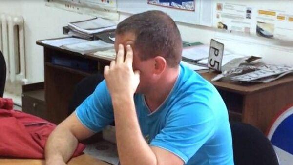 Водитель, сбивший в Тульской области трех инвалидов